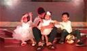 Bầu Quốc Michel tưng bừng tổ chức sinh nhật cho con gái rượu