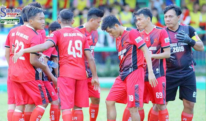 Sài Gòn League 2019: Hòa Charme, Quốc An Quốc Michel tiến một bước dài đến ngôi vua