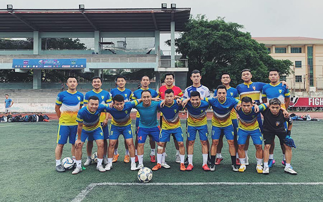 FC Cường Quốc - Tụ nghĩa và phất cờ