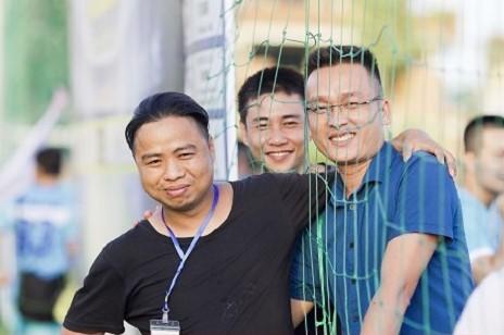 102 NA Open 2019: Ấn trao tay của thầy Hùng và câu chuyện giải mã nụ cười bầu Phương