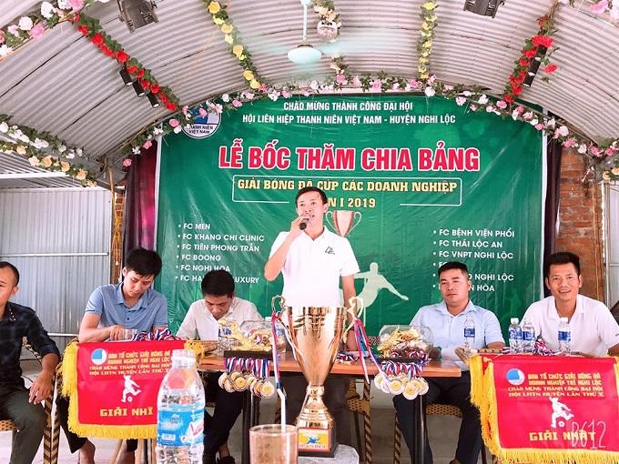 DN Nghi Lộc - 2019: Đại chiến các doanh nghiệp Nghi Lộc