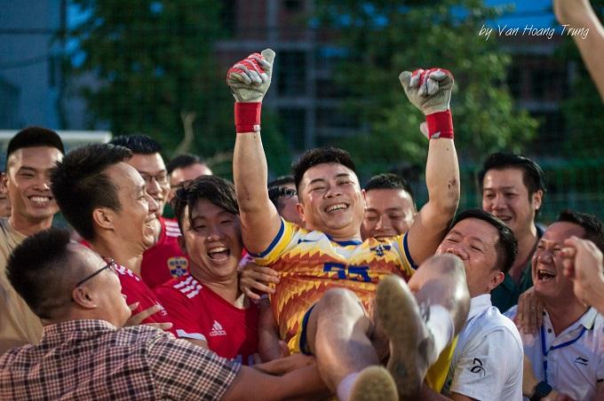102 NA Open 2019: Người hùng Thắng Tân và lời chia tay đáng tiếc của CT. Trang Anh
