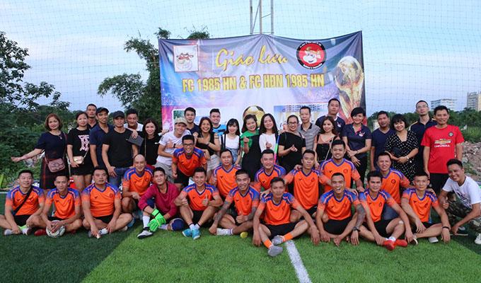 FC Hội Đồng Niên Ất Sửu 1985 HN- Những đôi chân không mỏi!!!