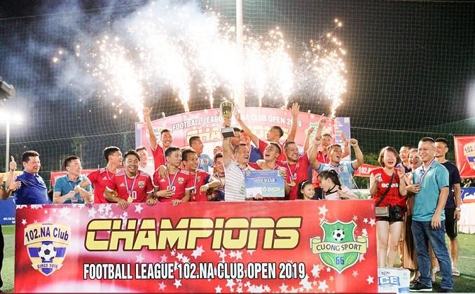 102 NA Open 2019: Niềm vui nhân đôi của Hào Long và lời kết trọn niềm vui của 102 NA Open cup