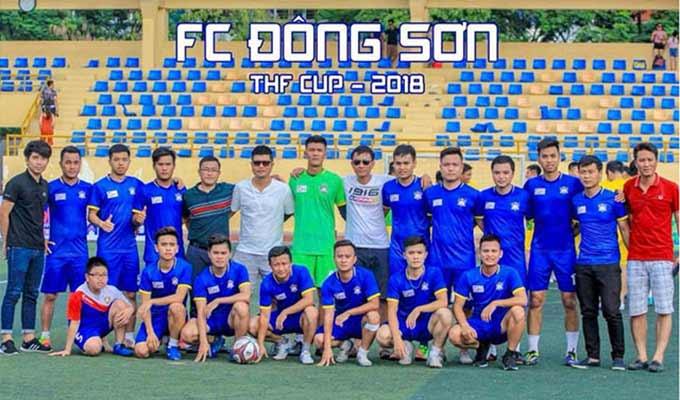 """FC Đông Sơn: """"Thời gian chẳng đợi chờ, đã đến lúc giương cao"""""""