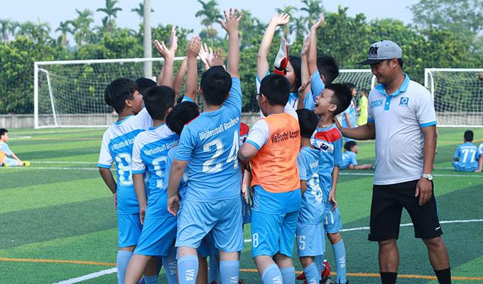Vietfootball Academy : Vươn tầm cao mới – Thạch Thất tiên phong.