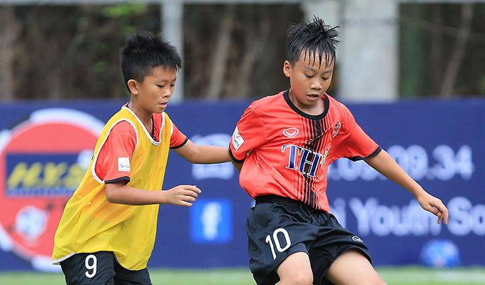 Cầu thủ nhí Việt Nam tích cực chuẩn bị cho giải Gothia Cup China 2019