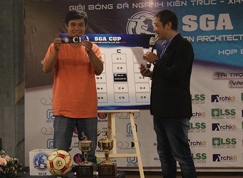 20 đội tham dự SGA Cup