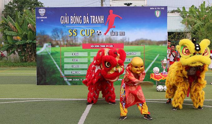 Giải bóng đá SS CUP trở lại, dự báo hấp dẫn và khắc nghiệt hơn