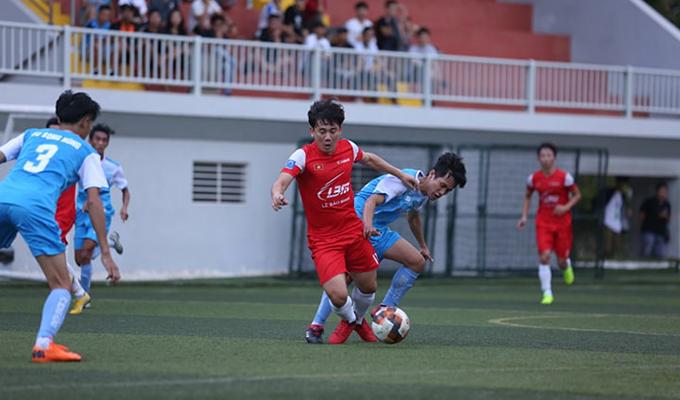 Có Minh Vương, Lê Bảo Minh vẫn thua trắng ở vòng play-off SPL-S2