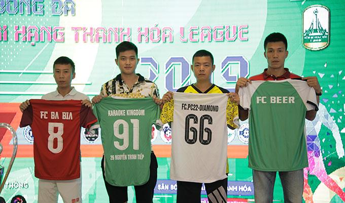 Thanh Hoá League 2019: Quần hùng hội tụ
