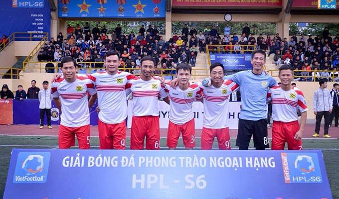 FC Văn Minh: Cống hiến và hơn thế nữa…