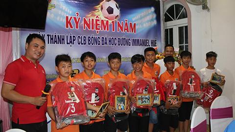 CLB bóng đá cộng đồng lớn nhất Huế đón sinh nhật đầu tiên