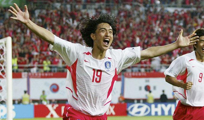 Huyền thoại bóng đá Hàn Quốc Ahn Jung Hwan đọ sức cùng dàn sao HPL