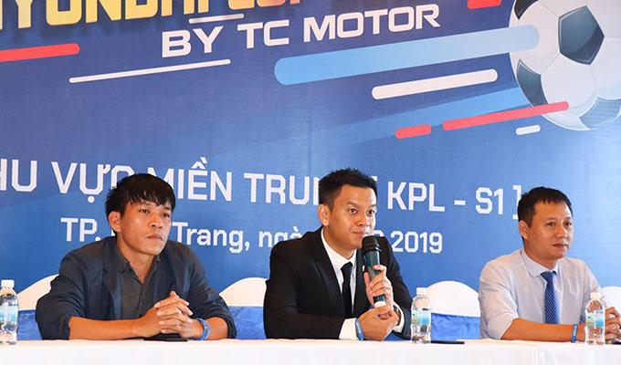 Ra mắt giải bóng đá sân 7 VĐQG tại khu vực Miền Trung