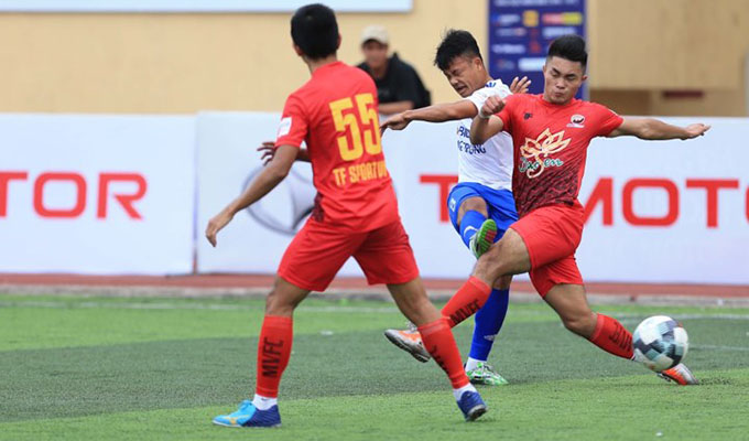 Vòng 5 HPL-S7: Lùi giờ thi đấu, bất lợi hay lợi thế với 12 đội bóng