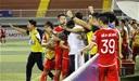 Vòng 5 SPL-S2, Quốc An Quốc Michel vs HAT Sài Gòn: Sóng ở... đáy sông