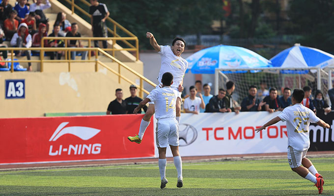 Vòng 7 - HPLS7 : Derby xứ Nghệ, Gia Việt đọ sức Top Group.