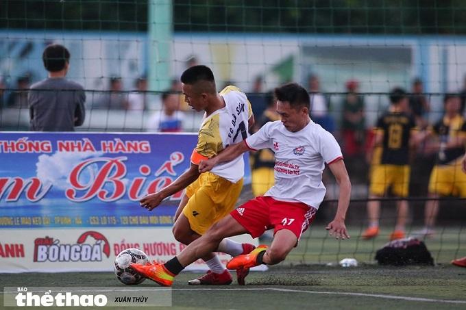 Giải ĐH Đô Lương tại Vinh 2019: FC Đà Sơn, Bản lĩnh tân binh cùng điệp vụ soát ngôi vương