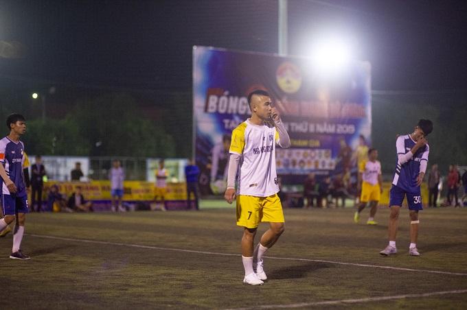 """Giải ĐH Đô Lương tại Vinh 2019: FC Đà Sơn: An """"kè"""" và sứ mệnh khuất phục làng Thái"""