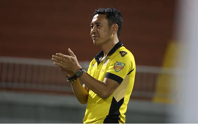 """Coach Trung 'núi': """"Sài Gòn Minh Cảnh sẽ hạ Song Hùng bằng… 1 bàn thắng"""""""