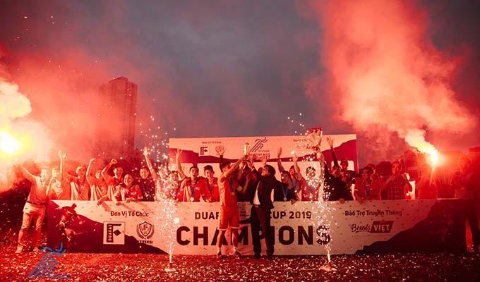 Duafat Open Cup: Cúp về thành phố Hoa Phượng