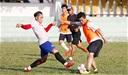 Quốc An Quốc Michel 0 - 1 Đạt Tín Minions: Đá bóng lẫn… đá bia