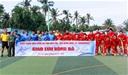 Công an tỉnh Bến Tre vs Quốc An Quốc Michel: Giao lưu bóng đá và hoạt động thiện nguyện