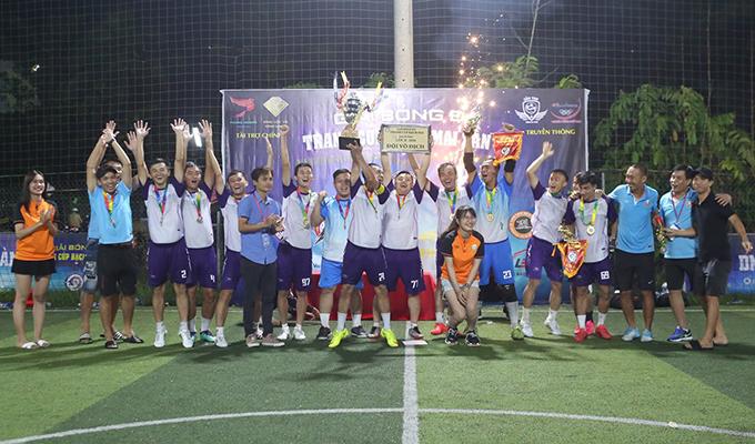Đánh bại Relax, Vàng Lộc Tài giành chức vô địch giải Bạch Mai 2020