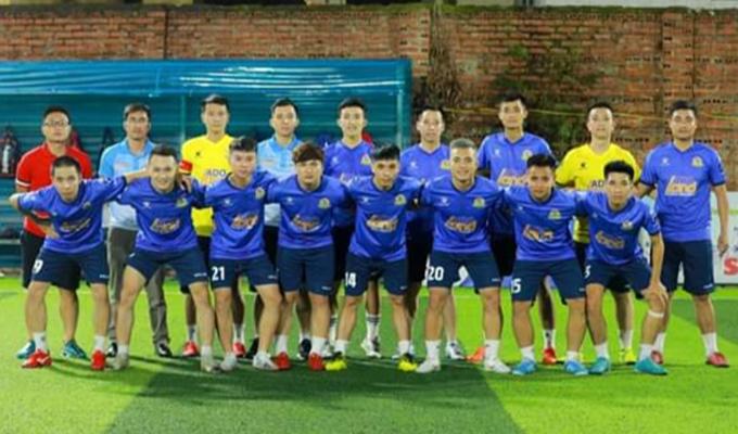 CLB Minh Khai và những bước chân đầu tiên