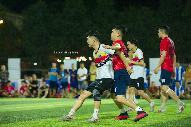 Mobile NA - Cenhomes Cup 2020: Phố huyện 'giương cao cờ khởi nghĩa'