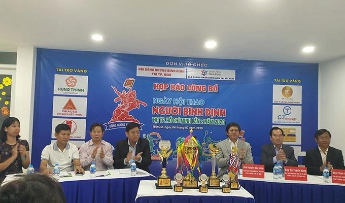 Tuyển thủ Hồ Tấn Tài có thể tranh tài ở giải Đồng hương Bình Định