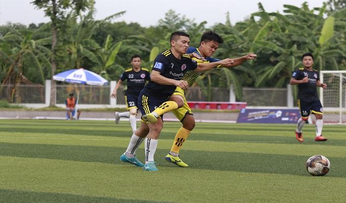 FC Từ Sơn 2–2 FC Mẫn Xá: Ngang sức ngang tài