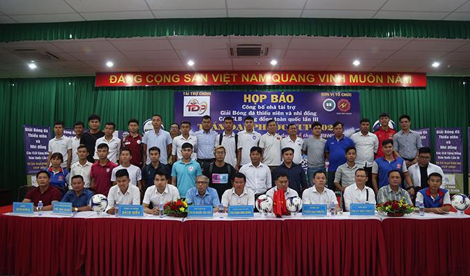 Ra mắt mùa thứ ba của giải bóng đá cộng đồng toàn quốc
