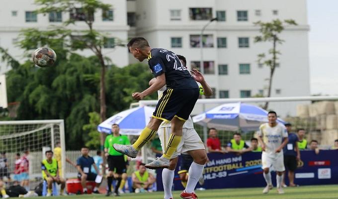 """FC TIG 3-1 FC Mẫn Xá: Cứ """"cháy"""" đi !"""