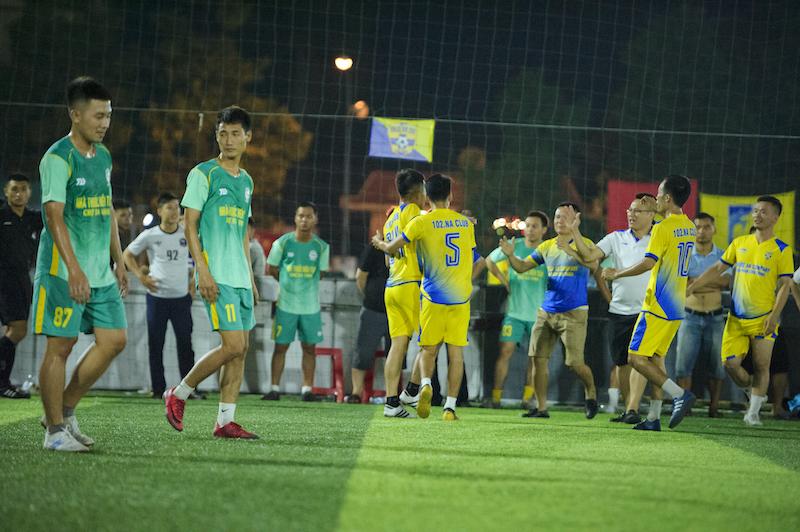 102 Na Club - Cường Sport 2020: 102 Club cùng 72 Lê Lợi giành vé và cánh cửa rộng cho cho Sonata FC