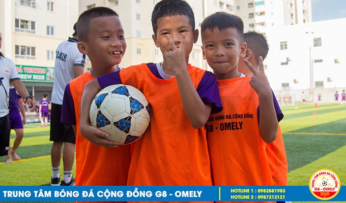 Công Huy, Việt Phúc và cựu cầu thủ xứ Thanh mở Trung tâm bóng đá Cộng đồng