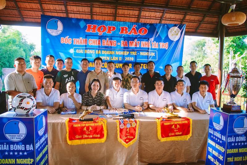 DN Nghi Lộc - Cup Summer Hotel 2020: Nâng tầm khác biệt và tinh thần nhân văn cao đẹp