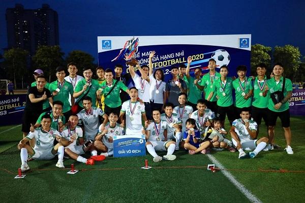 FC Ecopark 4-2 FC Phoenix: Tân vương HL2- S3 gọi tên Ecopark