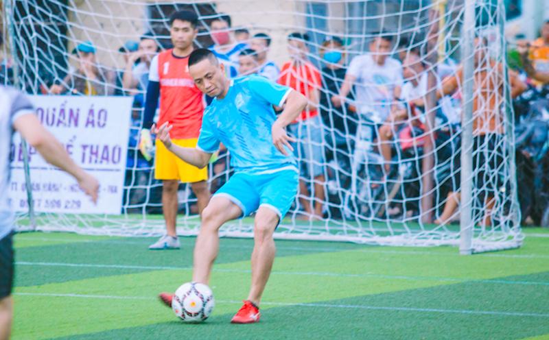 DN Nghi Lộc - Cup Summer 2020: Khi bầu Linh xỏ giày...