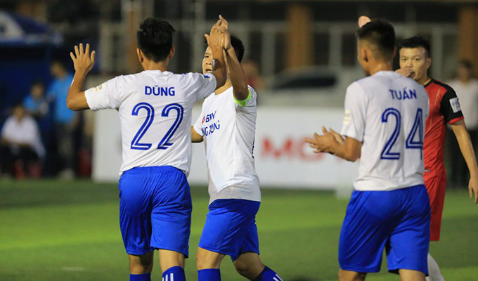 BIDV Quang Trung và sự quyết tâm để trở lại