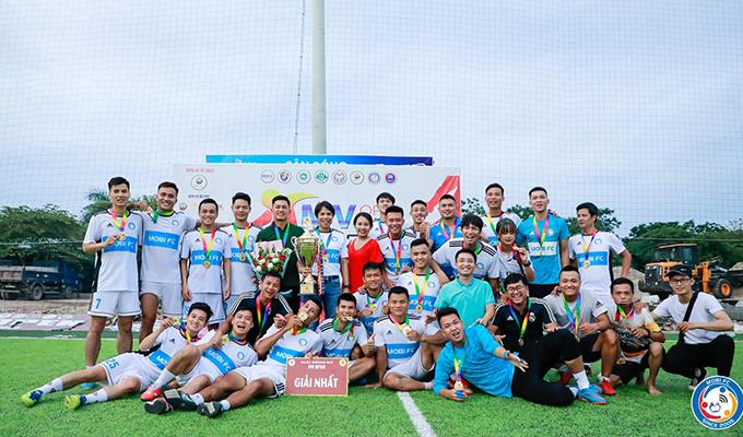 FC Mobi và lần thứ 3…