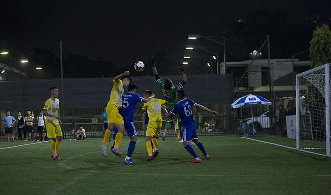 Ecopark 1 – 1 Hồng Lĩnh: Chia điểm trong trận cầu đầy kịch tính