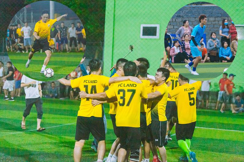 """TK DN Nghi Lộc - Cup Summer 2020: Tú """"Neymar"""", Hùng """"cọt"""" khẳng định giá trị"""