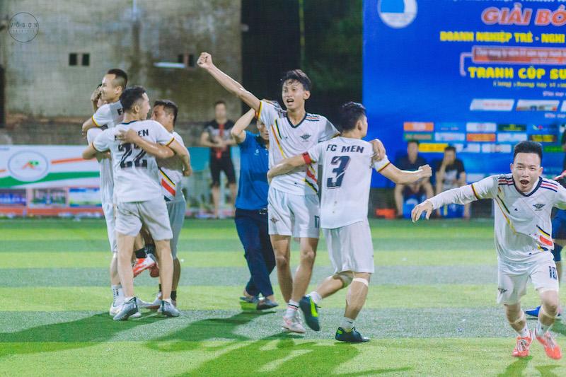 BK DN Nghi Lộc - Summer Cup 2020: Không có chỗ cho tình bạn
