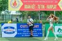 """PCCC Thành Vinh Open 2020: Sắc đẹp """"dí"""" bẹp chuyên môn"""