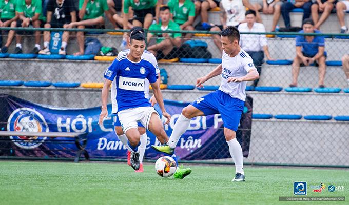 BIDV Quang Trung 0 – 1 Mobi: Mobi thể hiện bản lĩnh, BIDV Quang Trung chia tay với giải hạng Nhất