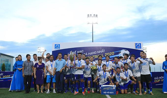 FC Mobi và hành trình mới nhiều thử thách