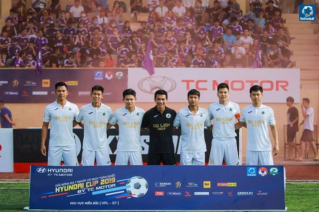 """FC Du Lịch: """"Bóng đá đẹp là bóng đá vì khán giả"""""""