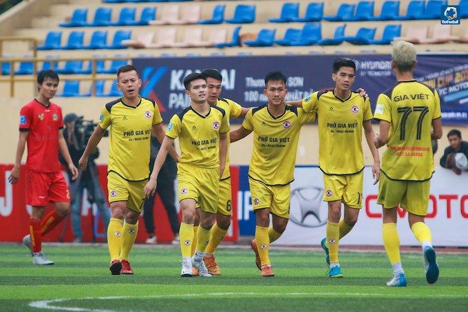 FC Gia Việt: Viết tiếp giấc mơ còn dang dở